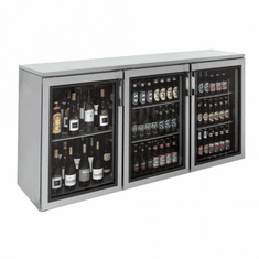 Krowne Metal Remote Back Bar Coolers