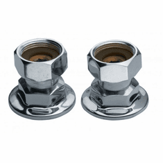 Krowne Metal Royal Series Coupling Flanges, Low Lead, Model# 21-401L