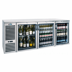 Krowne Metal Self Contained Back Bar Coolers