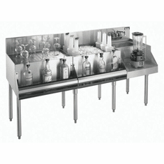 Krowne Metal Underbar Workstations
