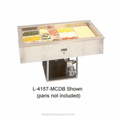 Larosa Drop-In Refrigerated Cold Pan