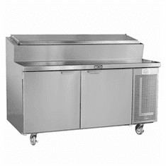 Larosa Refrigerated Pizza Prep Table