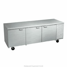 Larosa Refrigerated Work Prep Table