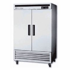 Maxx Cold Freezer Reach-In Two Door, Model# MCF-49FD