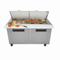 Maxx Cold Refrigerated Prep Tables