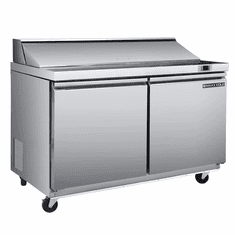 Maxx Cold Select Series 13.77 Cu Ft Two Door Sandwhich/Salad Prep Table, Model# MXSR48SHC