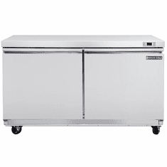 Maxx Cold Select Series 14.1 Cu Ft Undercounter Two Door Refrigerator, Model# MXSR60UHC