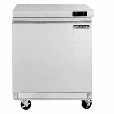 Maxx Cold Select Series 6.7 Cu Ft Undercounter Refrigerator, Model# MXSR29UHC