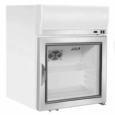 Maxx Cold X-Series 2.6 Cu Ft Countertop Merchandiser Refrigerator, Model# MXM1-2.5RHC