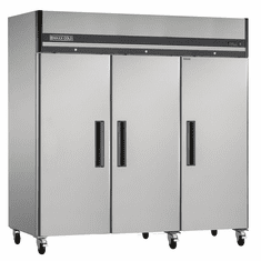 Maxx Cold X Seriesfreezer Reach In Three Door, Model# MXCF-72FD