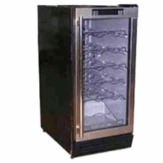 Maxx Ice 28 Bottle Wine Cooler, Model# MCWC28
