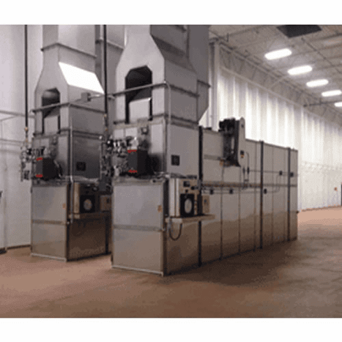 McKenzie Tray / Tunnel Commercial Dryer UL EPH Approved