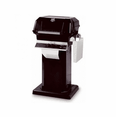 Mhp Gas Grill On Blk Console, Model# JNR4DD-N-OCOLB-OPN