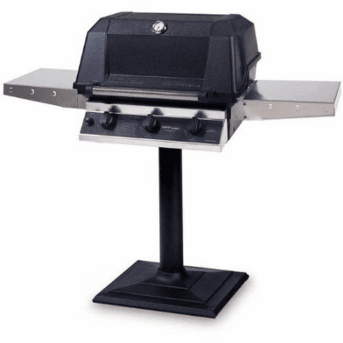 Mhp Hybrid Gas GrillPatio Base 2Infrared, Model# WHRGR44-NS-MPB