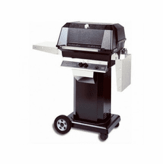 Mhp Propane Gas Grill On Black Console Cart With WheelsSear Magic Grid40,000 Btu, Model# WNK4DD-PS-OCOLB-OMP