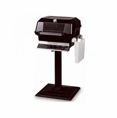 Mhp Propane Gas Grill On Patio StandSs Grid30,000 Btu, Model# JNR4DD-P-MPB