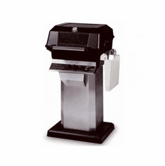 Mhp Propane Gas Grill On Ss Console Cart, Model# JNR4DD-P-OCOL-OPP