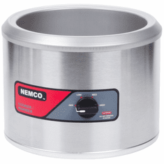 Nemco 11 Quart Round Cooker Warmer, Model# 6103A
