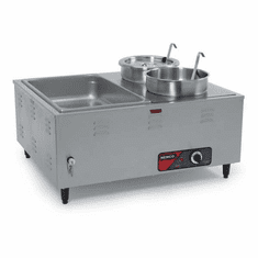Nemco Food Warmer - Holds Standard Insets, Model# 6060A