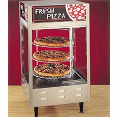 Nemco Rotating Pizza Display - Pass Thru, Model# 6451-2