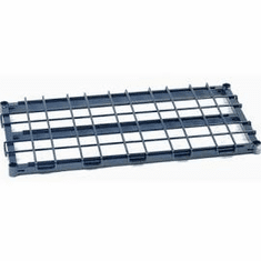 Nexel Dunnage Wire Shelves