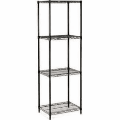 "Nexel Wire Shelving 24"" By 18"""