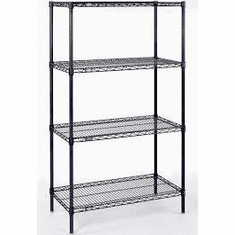 "Nexel Wire Shelving 24"" By 21"""