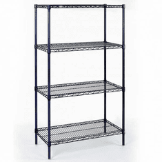 "Nexel Wire Shelving 30"" By 18"""