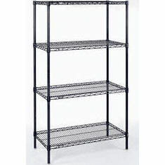"Nexel Wire Shelving 30"" By 21"""