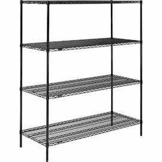 "Nexel Wire Shelving 54"" By 24"""