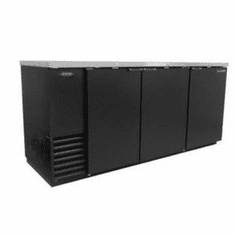 "Nor-Lake Advantedge� Refrigerated Backbar Storage CabinetThree-Section79"" W30.8 Cubic Feet1/3 Hp115V/60/1Nema 5-15PUlEtl Safety And Sanitation Listed, Model# NLBB79"