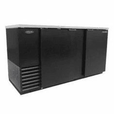 "Nor-Lake Advantedge� Refrigerated Backbar Storage CabinetTwo-Section69"" W28 Cubic Feet1/3 Hp115V/60/16.6 AmpsCordUlEtl Safety And Sanitation Listed, Model# NLBB69"