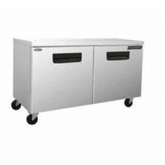 "Nor-Lake Advantedge� Undercounter Refrigerator27-1/2"" W(2) DrawersTemperature Range 32� To 40� F1/5 Hp115V/60/13.2 AmpsUlC-UlEtl,Energy Star, Model# NLUR27-001"