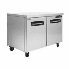 "Nor-Lake Advantedge� Undercounter Refrigerator48-1/4"" WAuto DefrostTemp Range 32� To 40� F3/8 Hp115V/60/17.9 Amps UlC-UlEtl SanitationEnergy Star, Model# NLUR48"