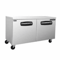"Nor-Lake Advantedge� Undercounter Refrigerator60-3/8"" WAuto DefrostTemp Range 32� To 40� F3/8 Hp115V/60/1UlC-UlEtl SanitationEnergy Star� Rated, Model# NLUR60"