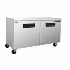 "Nor-Lake Advantedge� Undercounter Refrigerator72-3/8"" W(9) DrawersTemperature Range 32� To 40� F3/8 Hp115V/60/1UlC-UlEtl SanitationEnergy Star, Model# NLUR72-001"