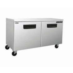 "Nor-Lake Advantedge� Undercounter Refrigerator72-3/8"" WAuto Defrost Temp Range 32� To 40� F,3/8 Hp115V/60/18.1 AmpsUlC-UlEtlEnergy Star, Model# NLUR72-007"