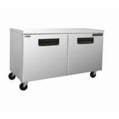 "Nor-Lake Advantedge� Undercounter Refrigerator72-3/8"" WAuto DefrostTemp Range 32� To 40� FS/S Interior3/8 Hp,115V/60/18.1 AmpsUlC-UlEtl,Energy Star, Model# NLUR72-006"