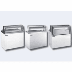 """Nor-Lake Ice Cream Dipping/Display Merchandiser26-1/2"""" WSelf-Contained Refrigeration1/3 Hp115V/60/17.4 AmpsUlCulUl Sanitation Listed, Model# HF040WWG/0"""