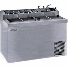 """Nor-Lake Ice Cream Dipping/Topping Cabinet54"""" WIncludes Floor Drain,Self-Contained RefrigerationS/S Exterior1/3 Hp,115V/60/1C-Ul & Ul Sanitation Listed,Nsf, Model# ZF174SVS/0"""