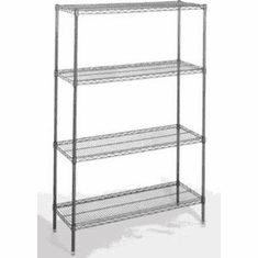 Norlake Green Kote Shelving Kits