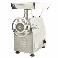 Omcan #32 Heavy-Duty Fan-Cooled Counter Style Meat Grinder With 2 HP With Microswitch, Model# 43628