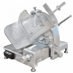 "Omcan (Fma) 14"" Manual Meat Slicer Gravity Feed 1/2 HP 110V ETL, Model 23544"