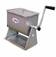 Omcan (Fma) 17 Lb Tilting Meat Mixer - Mssmr17, Model# 19202