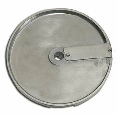 Omcan (Fma) 4 MM Straight Slicing Disc for 10835, 10927 & 19476 Food Processors, Model 22326
