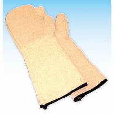 "Omcan (Fma) 'Baker'S High Heat Oven Mitt17""Terry Cloth, Model# 13539"