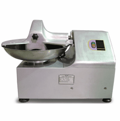 Omcan (Fma) Bowl Cutter8LStainless Steel BowlShut-Off MicroswitchAnodized Aluminum Body1 HpCe, Model# 16999