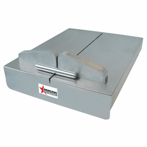 "Omcan (Fma) 14"" x 11"" x 4"" Stainless Steel Floating Wire Cheese Cutter, Model 11400"