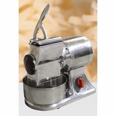 Omcan (Fma) Cheese GraterElectricStainless Steel Basin & Hopper1-1/2 Hp, Model# 11403