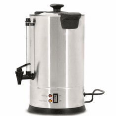 Omcan (Fma) 6 Liter (2 Gal) Coffee Percolator 1150W 110V CE, Model 43139